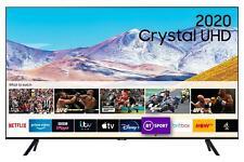 "Samsung 55"" UE55TU8000 HDR Smart 4K TV with Tizen OS Crystal Display"