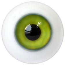 [PF] ET73# 12mm Water Green SD DZ DOD LUTS BJD Dollfie Glass Eyes Outfit