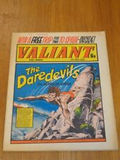 VALIANT 12TH JULY 1975 FLEETWAY BRITISH WEEKLY COMIC*