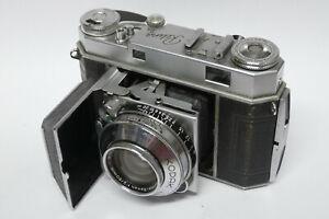 Kodak Retina IIa mit Schneider Kreuznach Xenon 2,0 / 50 mm Objektiv