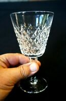 Beautiful Waterford Crystal Alana Claret Wine Glass