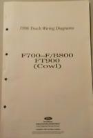 Ford F 150 2000 00 Complete Color Wiring Diagram Schematic 4 2l 4 6l 5 4l Pdf Ebay