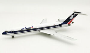1:200 INF200 Air Transat Boeing 727-200 C-GAAL With Stand