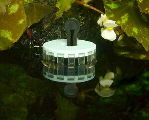 Schwimmerabdeckung für OFA Oberflächenabsauger Garnelenschutz