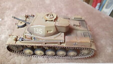 Alemán Panzer 2 Panzerkampfwagen 1/35 Pro construido/hecho B