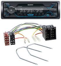 Sony USB MP3 Bluetooth DAB Autoradio für Audi 80 86-96 90 84-91 100 82-94 200 83