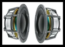"""DYNAUDIO ESOTEC MW 152 WOOFERS PAIR 5,75"""" / 150mm TOP QUALITY DRIVERS, BRAND NEW"""