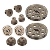 10x Diff Differential Main Gear Set Gears for Redcat RC Buggy Car Parts