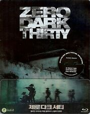 Zero Dark Thirty Plain Archive Exclusive Limited Edition SteelBook 1/4 PET Slip