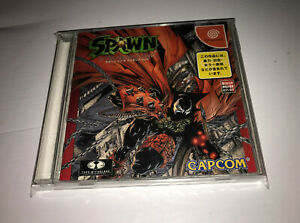 """Dreamcast  DC Games """" SPAWN In The Demon's Hand  Japanese Version tested"""