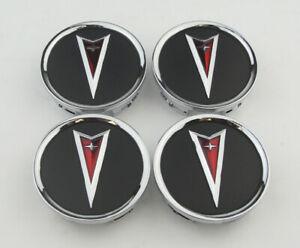 08-09 G8 GT GXP Wheel Center Cap Emblem Set Kit Reproduction Stock Insert Logo