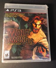 The Wolf Among Us (PS3) NEW