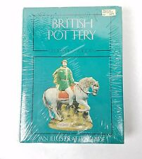 NEW British Pottery: An Illustrated Collectors Guide Book - Godden, Dating, ID