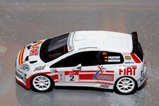Fiat Abarth Punto S2000, Fuster Costa Brava 2007 Cars, IXO Altaya  Diecast  1/43