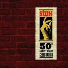 STAX 50TH ANNIVERSARY CELEBRATION Various NEW & SEALED 2x CD CLASSIC SOUL R&B