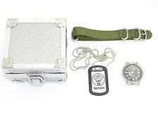 Waidmanns Heil Armbanduhr,Jäger,Hunter,Vintage,Outdoor,Wrist Watch,HAU,RaRe!