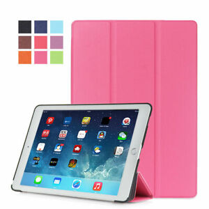Case For Apple IPAD Air 2 9,7 Smart Cover Book Case Cover Case Bowl