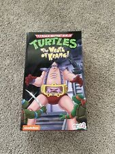 THE WRATH OF KRANG NECA TMNT TARGET EXCLUSIVE New Sealed  READY TO SHIP