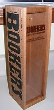 Booker's Uncut & Unfiltered Small Batch Bourbon Series Wooden Clear Box w/ Lid