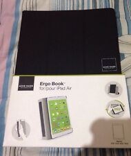 iPad Air Acme Made San Francisco Ergo Book Case-Matte Black