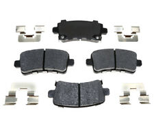 Disc Brake Pad Set-R-Line; Ceramic Rear Raybestos MGD1430ACH