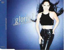 GLORIA ESTEFAN - Corazon Prohibido PROMO CD SINGLE 3TR Spain 1998 RARE!
