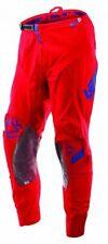 Pantalones de motocross niños color principal rojo