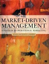 Market-Driven Management: Strategic and Operational Marketing-ExLibrary
