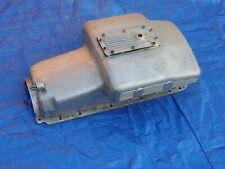 1965-1990 BBC Mercruiser Marine Aluminum 12 Qt Oil Pan