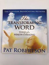 Pat Robertson: The Transforming Word Verses For Health & Healing DVD/CD