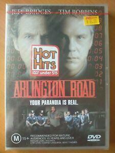 Arlington Road DVD 2005 *Brand New*