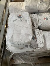 AR 153 GM Refractory Cement Mix Vesuvius 55 pound bag High Temp
