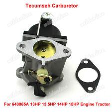 Tecumseh Vergaser Für 640065A 12.5HP13HP 13.5HP 14HP 15HP OV358EA Engine Tractor