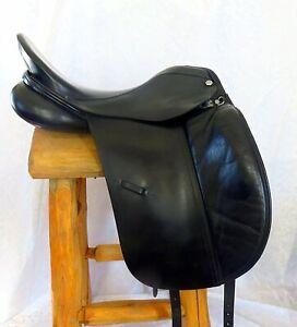 Albion Platinum Genesis Dressage Saddle 18 ~ 18.5 Inch