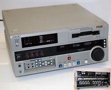 Sony dsr-1800ap Profi Digital VHS Recorder DVCAM MASTER SERIE #i180