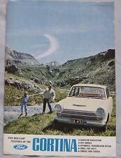 1966 Ford Cortina Original advert No.1