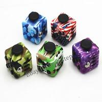Fidget Cube Anxiety Stress Relief Focus 6-side Gift Toys For Adults 5 Color