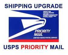 Priority Mail shipping upgrade USPS
