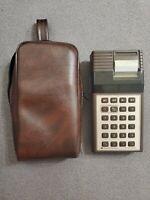Vintage TEXAS INSTRUMENTS TI-5025 Portable Electronic Calculator w/LED & Printer