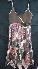 Bebe (Med)Silk Floral Dress