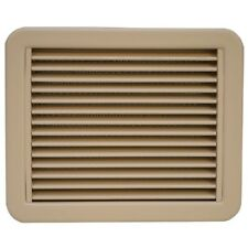 Dometic 217318015 11 x 9 x 1 1/2 Inch Marine Boat Air Conditioner Vent Grill