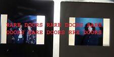 2 transparency film/PHOTOS Jim Morrison~The Doors New Haven CT after MACING-RARE