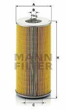 MANN-FILTER (H 12 110/3) Ölfilter