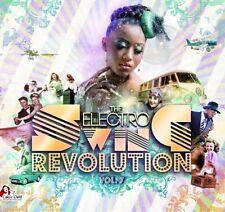THE ELECTRO SWING REVOLUTION VOL.7  2 CD NEU