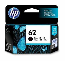 HP 62 200pages Black Ink Cartridge C2P04AA