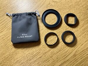 Moment 62mm Filter Adapter for M-Series Lenses