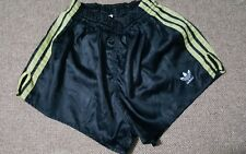 Pantaloncino adidas nylon sprinter Shiny Shorts glanz pants196 vintage70'D6