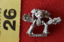 Games Workshop Epic 40k imperial KNIGHTS Paladin 1 Metal Figure Armageddon 40000