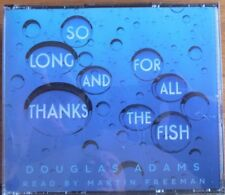So Long And Thanks For All The Fish - New Audio Book on 4 CDs Free UK P&P