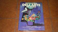 JAY JACOBS ENCICLOPEDIA DELL'ARTE NEL MONDO I EDIZIONE MONDADORI 1979